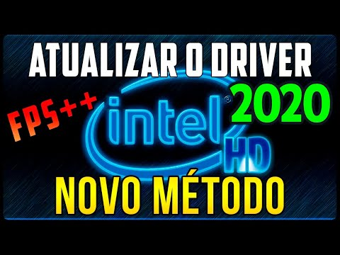 Como Atualizar O Driver Da Intel HD Graphics (Todas Versões) Melhora O Desempenho Em Jogos 2020
