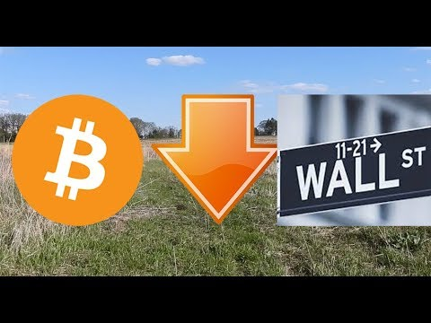 Whats causing the dip in cryptocurrency