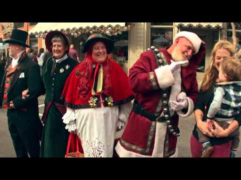Dickens of a Christmas 2015 in Franklin, Tennessee