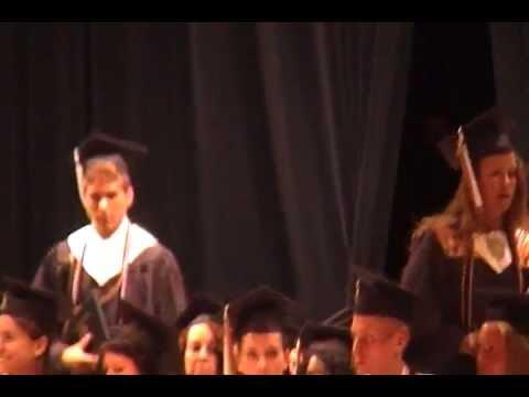 Emily Van Seeters Graduation at Harford Technical High School