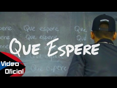 Alex Zurdo - Que Espere | Video Oficial | HD