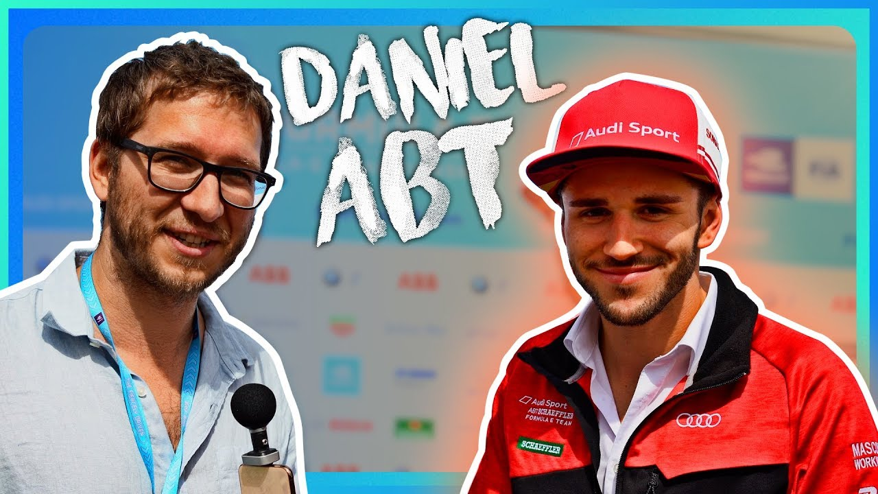 Daniel Abt Formel E