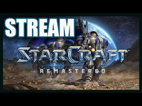 Starcraft Remastered : rank C . Subiendo mmr. (HD)✔️