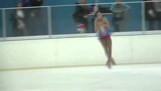 20 Da Bin CHOI (KOR) - ISU JGP Mexico Cup 2013 Junior Ladies Free Skating.