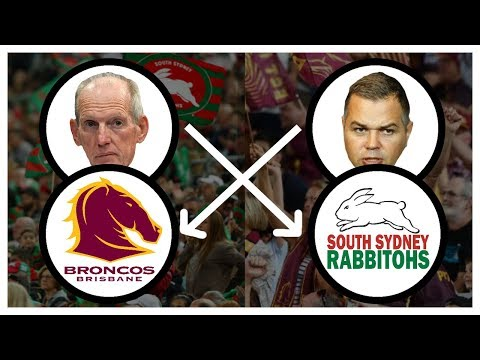 WAYNE BENNETT TO RABBITOHS, ANTHONY SEIBOLD TO BRONCOS - MY THOUGHTS