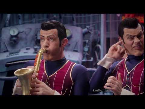 We Are Number One but with a twist