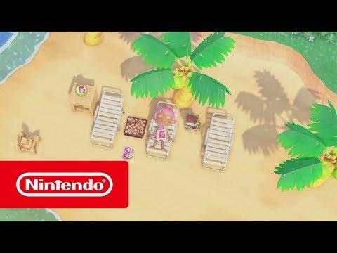 Animal Crossing: New Horizons – La Tua Isola, La Tua Vita! (Nintendo Switch)
