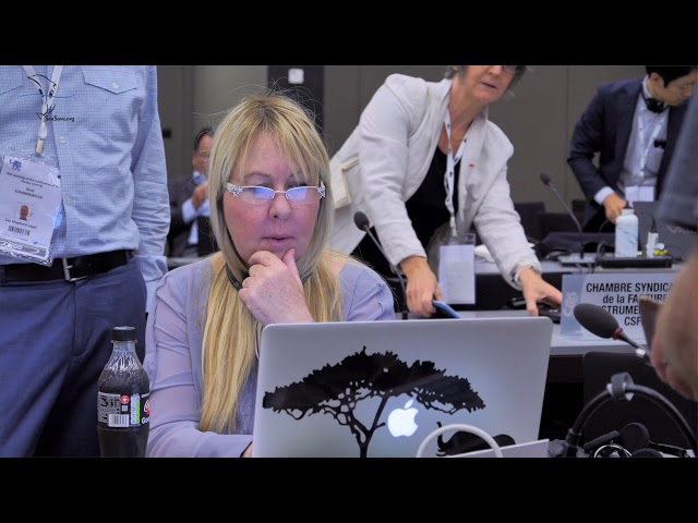 First Impressions @CITES 2019