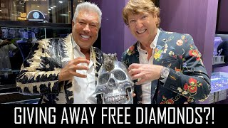 Win A Free Diamond!!