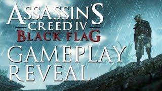 assassins creed iv black flag gameplay reveal trailer