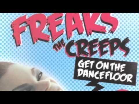 Booty Luv - Shine vs The Freaks - The Creeps (Get On The Dancefloor)