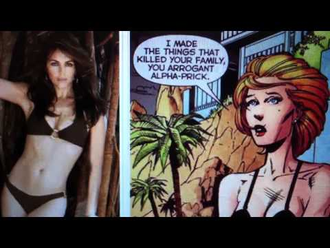 Elizabeth Hurley Joins Wonder Woman TV Show as Veronica Cale & Cary Elwes Joins Too!