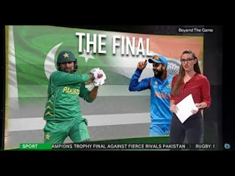 Foreign Media on INDIA vs PAKISTAN Final Match _ ICC Champions Trophy 2017