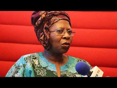 RDC - Dialogue : Justine KASA-VUBU fustige le folklore des imposteurs