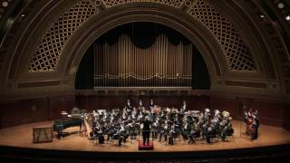 umich symphony band gustav holst first suite in e flat for military band op 28 no 1