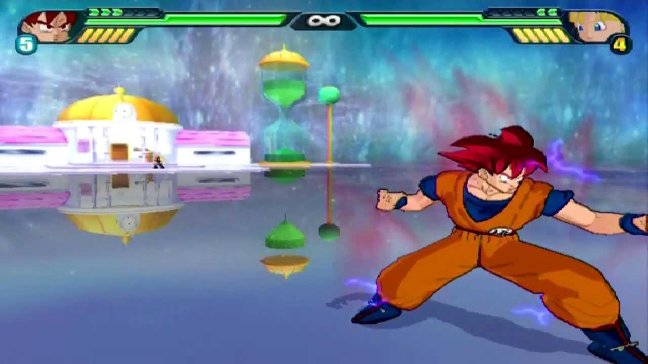 Dragon Ball Z Budokai Tenkaichi 3 Version Latino Goku FIN Traje