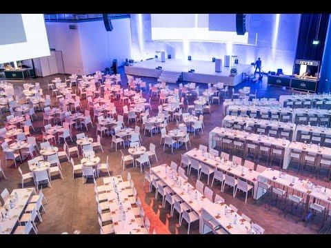 Party Rent Group: Empfang in der Musik- und Kongresshalle Lübeck