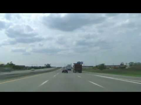 Interstate 290 New York Westbound