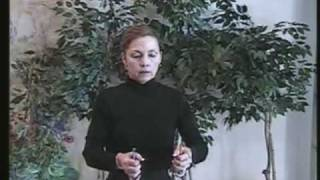 use dowsing rods to read the human aura energy field