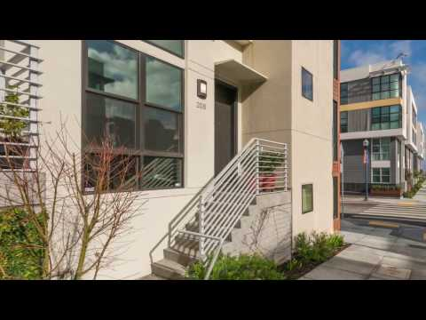 The Shipyard SF: 208 Friedell Street, San Francisco Townhome for Sale - Climb Real Estate