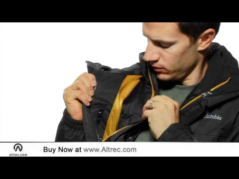 Columbia Men's Lhotse Mountain Parka