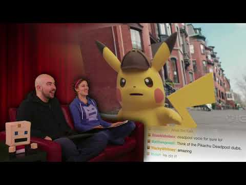 Download Youtube: Gaming News: Detective Pikachu