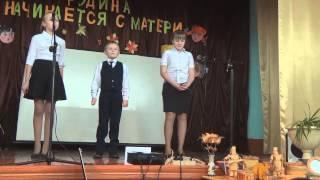 Выступления участников детской вокальной студии «Планета детства»