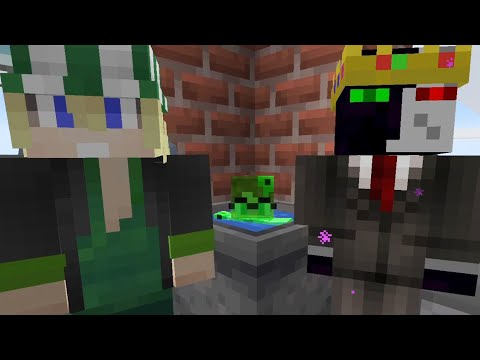 DreamSMP but we are Minecraft Mob Hybrids - Slmccl