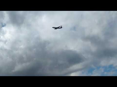 Nepal first wide body aircraft