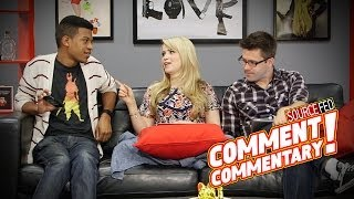 Will Pops His CommComm Cherry on Comment Commentary 121!