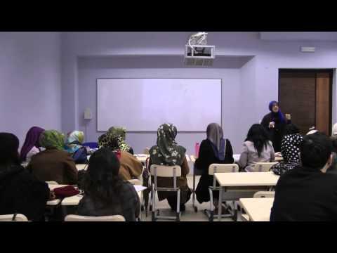 CLASS LECTURES SERIES -V-, SELVIRA DRAGANOVIC, MENTAL HEALTH ( PSY 304)