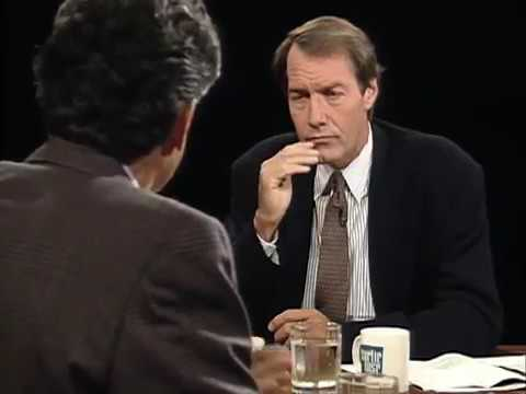 Edward Said interview on Charlie Rose 1994