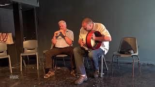 Rolf Wagels (2) - Teacher's Recital Craiceann Bodhrán Festival 2018