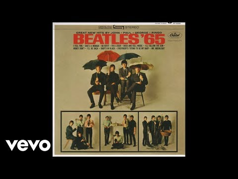 Клип The Beatles - Mr. Moonlight