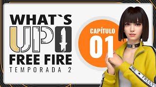 ¡NUEVA ACTUALIZACIÓN, NUEVA TEMPORADA: What's up Free Fire -
