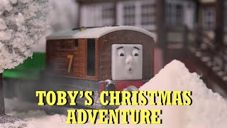 Toby's Christmas Adventure | Thomas & Friends