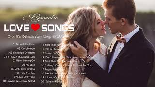 Most Old Beautiful love songs 80's 90's ~ Best Romantic Love Songs Of 90's 80's 70's HD