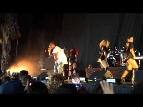 JEREMIH & YG - DONT TELL EM *LIVE*