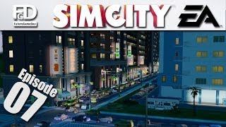 SimCity :: New Police Station :: Episode 7