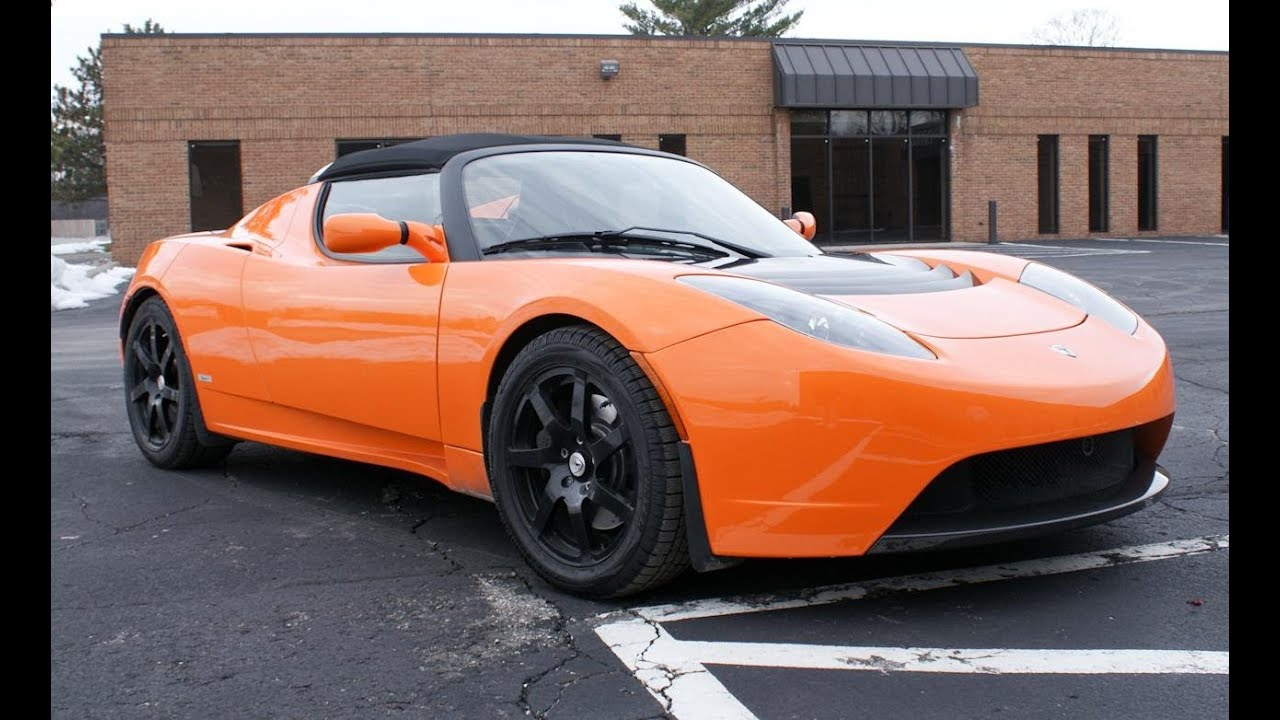2010 Tesla Roadster Sport Name That Exhaust Note Episode 30 Car