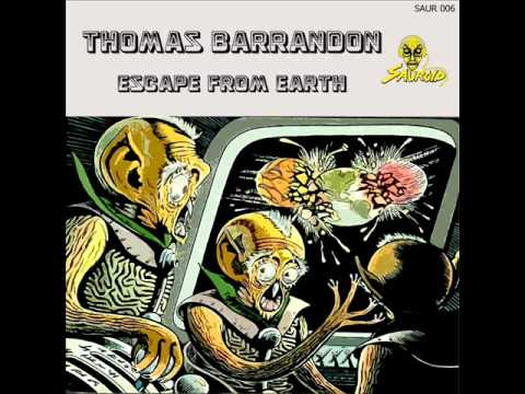 Thomas Barrandon - The Quiet Earth