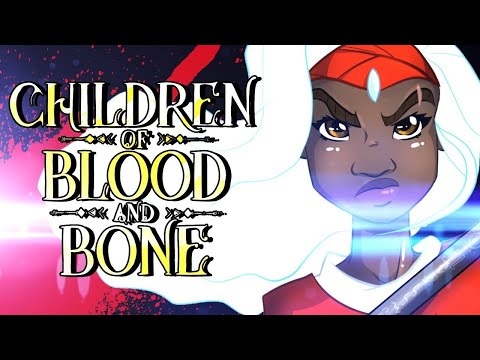 Children of Blood and Bone YouTube Hörbuch Trailer auf Deutsch