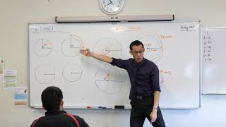 Introduction to Radians (2 of 3: Developing an initial sense)