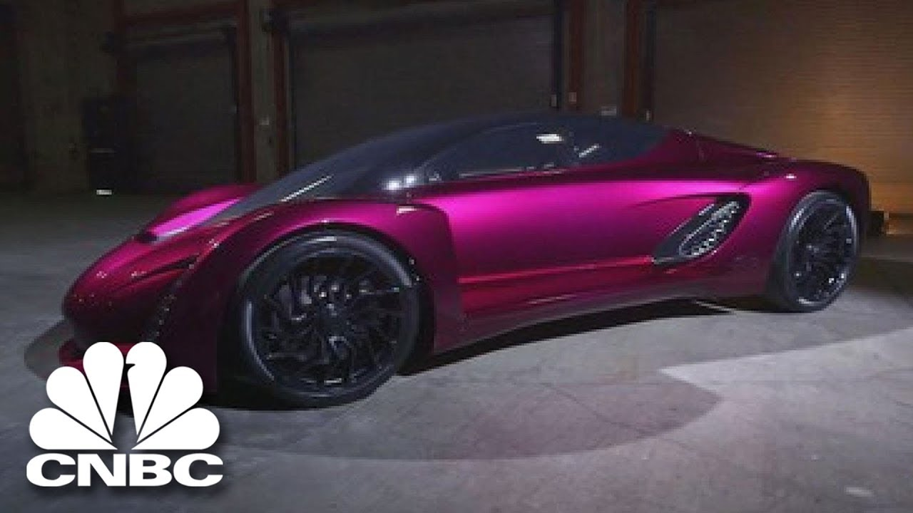 Jay Leno Explores The World Of 3d Printing Jay Leno S Garage Cnbc Prime
