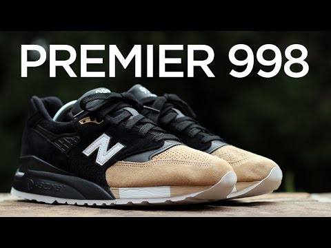 outlet store 96589 57641 Closer Look: Premier x New Balance 998