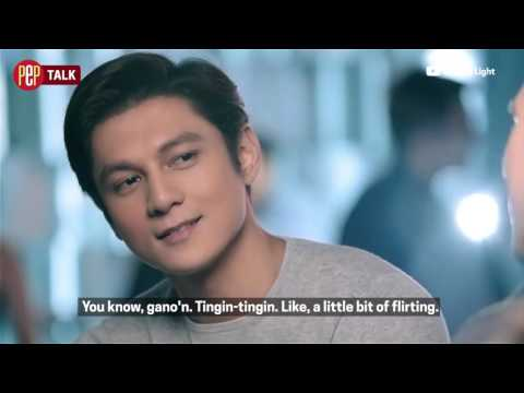 Joseph Marco on how to start a conversation with a person you like | PEP TALK