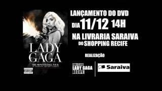 Baixar Lançamento do DVD da MONSTER BALL na Livraria Saraiva (RECIFE-PE)