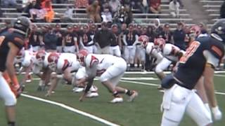 Olivet College Football 2012 Highlight Film
