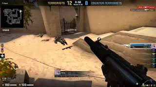 first week of csgo!!