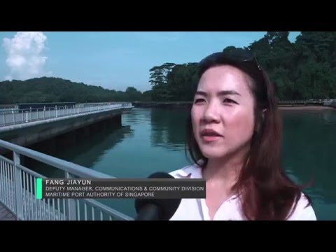 A Journey of Discovery on the Singapore Maritime Trails